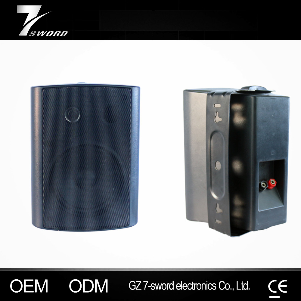 Super Sound Wall-hanging PA Audio Speaker Box