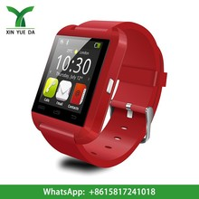 2016 Low Price Fashion Bluetooth U8 Smart watch Sport Wrist Watch Compatible with Android Phone