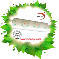 Plastic films for food packaging 25-60cm width PVC wrap film china manufacturer