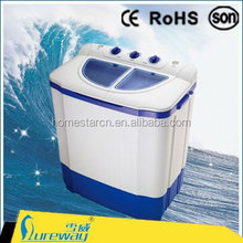 4kg Twin Tub portable Mini Washing Machine With Dryer