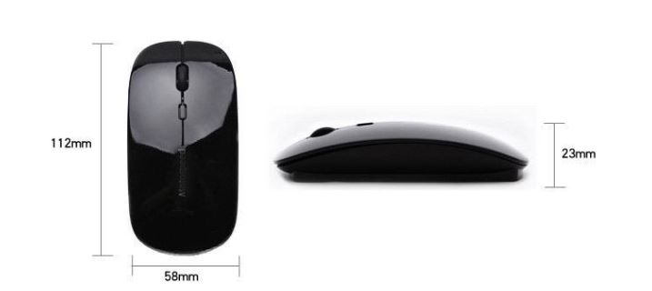 2.4g Wireless Optical Slim Mouse optical mouse wireless mouse