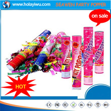 christmas decoration string spray streamer poppers party confetti shotter