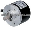 Incremental rotary encoder model E40S6-100-3-T-24 Diameter 40mm Shaft Autonics encoder/rotary encoder