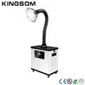 Mobile Electrostatic beauty salon fume extractor with Air Filter