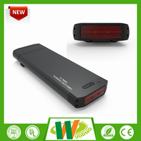 New style 36V 18650 battery pack for e bike, li ion e-bike battery