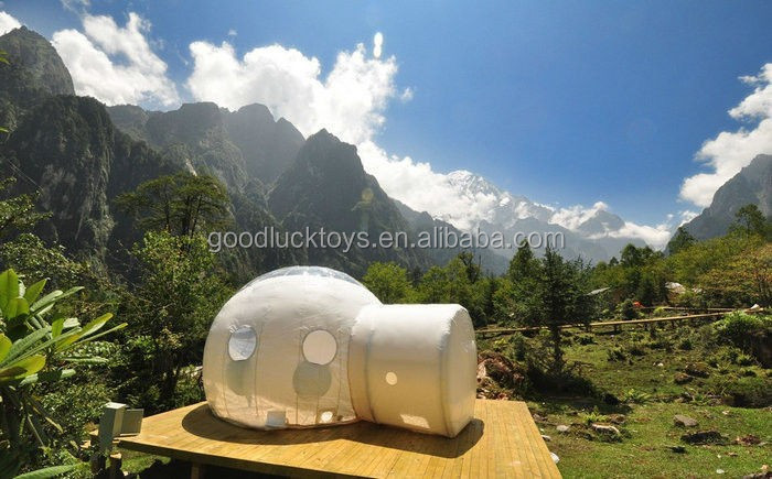 Bubble Inflatable Yard Tentgiant inflatable bubble tent for event / inflatable transparent tent/ inflatable greenhouse