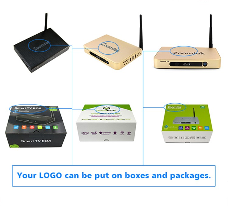 Latest collection Android TV Box Quad Core Amlogic S805 Zoomtak K5C HD Live Streaming TV Box OTA Amazon Fire TV Stick