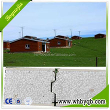 2014 New Construction materials EPS & Cement sandwich panel for roofs & walls