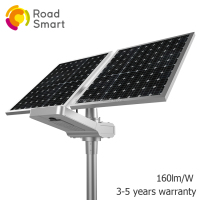 40W LED Solar Energy Street Light
