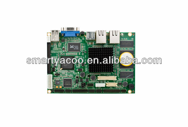 "3.5"" Single board computer ENC-5835 embedded motherboard"