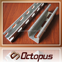 Octopus trunking strut channel system