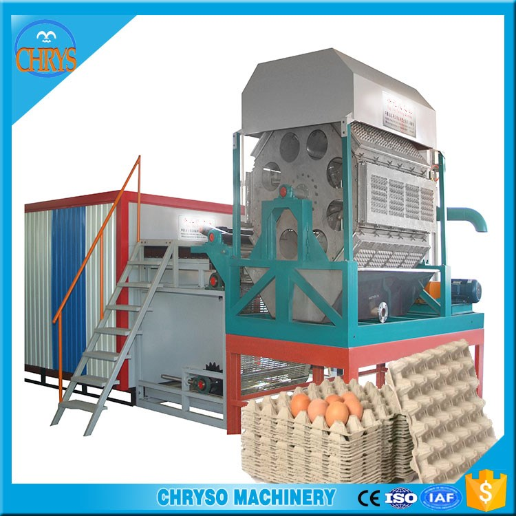 High speed paper cups machine production line|egg tray machine