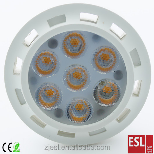 2016 new products 7w led spot lamp CE&RoHS 2 years warranty led light product