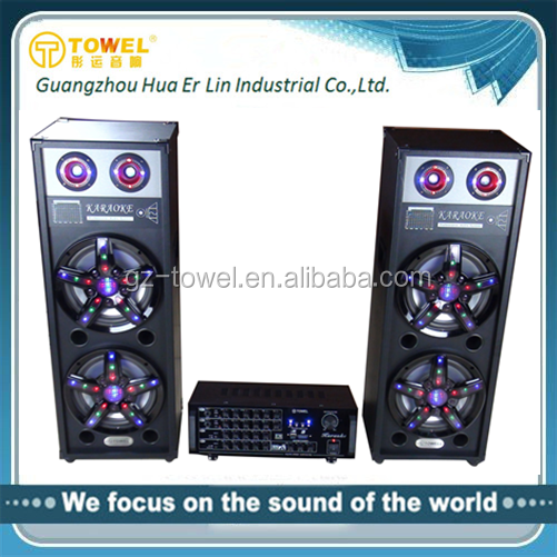 10inch Powered DJ Speaker/Professional Sound Box Active Speaker