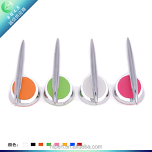 Desktop magnetic pen and customized logo with factory price