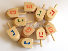 Chanukah Wooden Dreidel