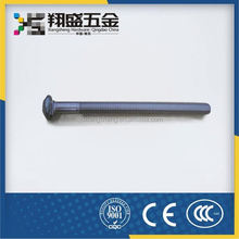 Flat Head Carriage Bolt Stainless Steel M10