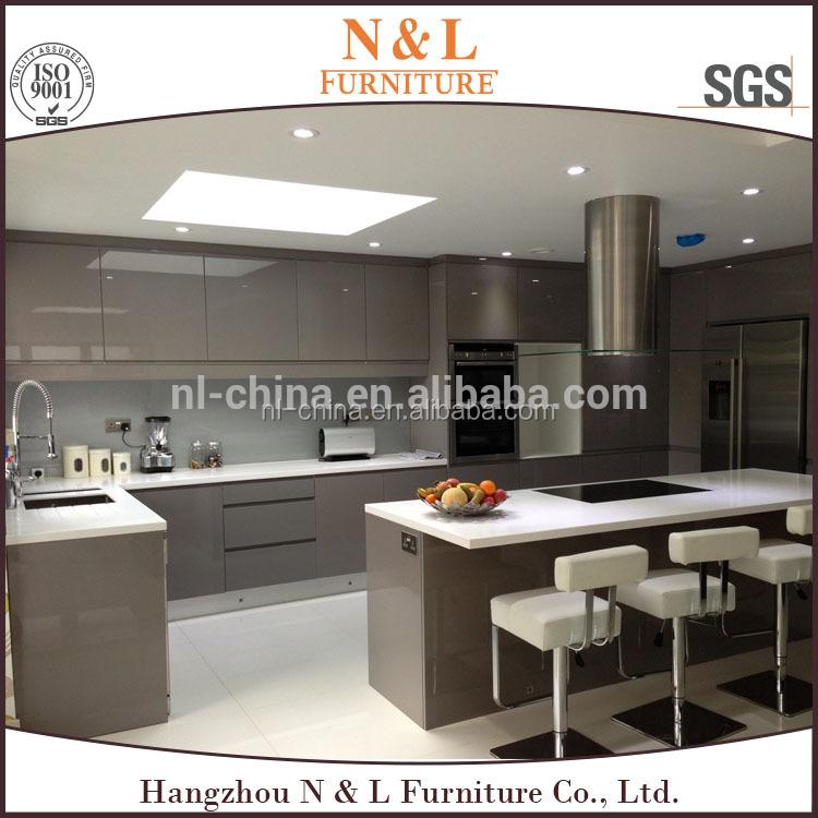 2016 new modern kitchen cabinet with modern kitchen design for New modern kitchen cabinets