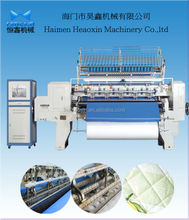 HXB94-3 COMPUTERIZED TECHNIAL SEWING MULTI NEEDLE QUILTING MACHINE,MATTRESS MAKING MACHINE