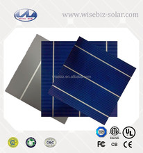 High efficiency solar cells 156x156 polycrystalline solar cells for sale