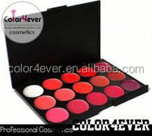 15 Colors Lip Gloss Palette Makeup Set Cosmetic cosmeticos