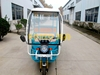 2016 hot selling passenger electric rickshaw 850W/60V electric tricycle