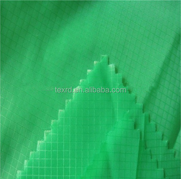 100 nylon waterproof ripstop nylon fabric