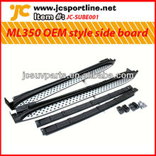 For 2009-11 Mercedes Benz ML350 Aluminum alloy side running board
