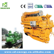 700KW Coal Gas Generator with Cogeneration Factory Price
