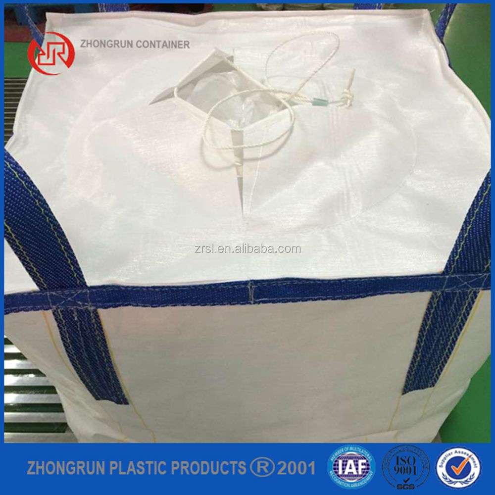 Polypropylene cement jumbo bag to Selangor , 1 tone cement bags for sale