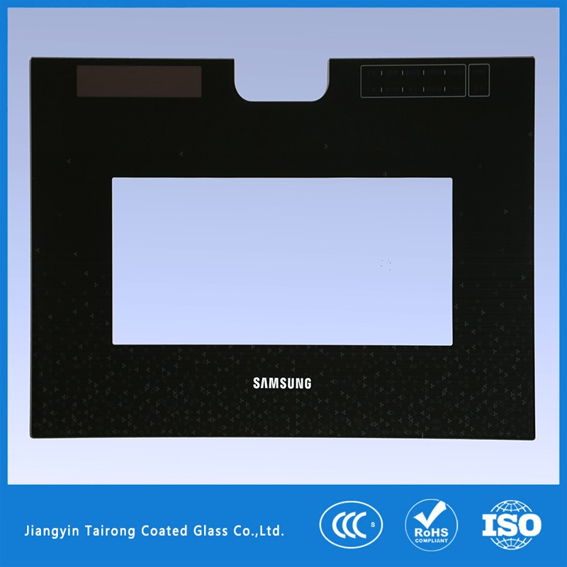 Hot Sale Heat Resistant Tempered Glass Oven Door