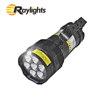 4500LM Cree Xml-L2 Scuba Dive Diving LED Flashlight Torch 100m Underwater Waterproof Submarine Light Fishing Handheld Torch