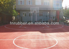 material EPDM rubber for playground