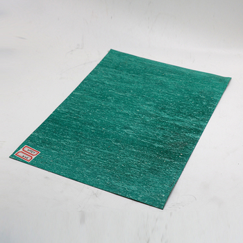 factory price Compressed Fiber Jointing Sheet  Rubber Sheet