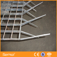 Brand Compound Plain I Type Steel Grating,Platforma Steel Bar Grates