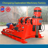 2014 China Innovative Red Top-head 2000mm Hole Dia GQ-10 Hydraulic Bore Pile Machine