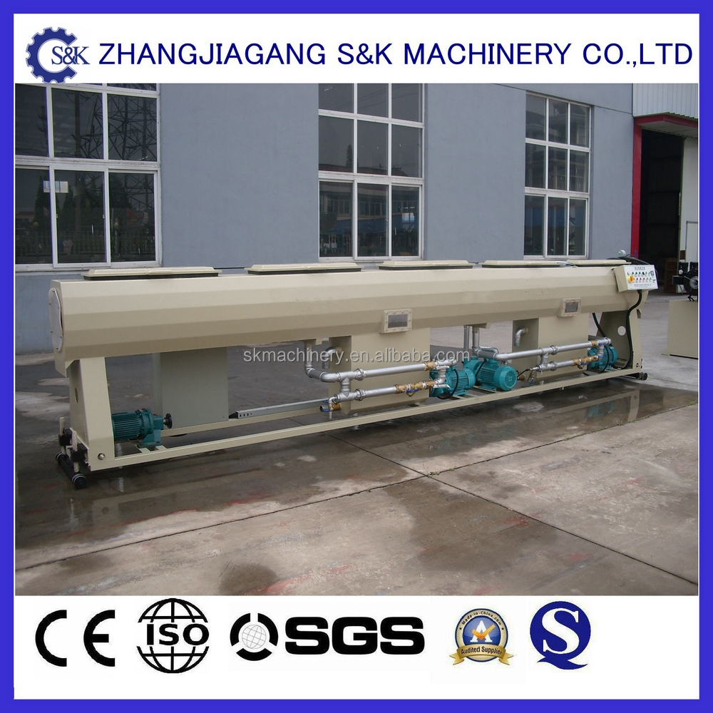 Conduit PVC pipe making machine for hot selling