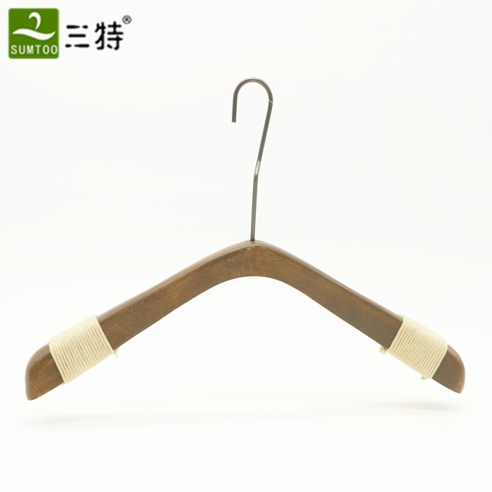 high end brand clothes hanger for shop