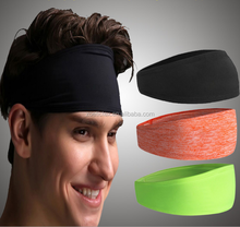 2017 mens sport <strong>headband</strong> elastic <strong>headband</strong> hair <strong>headbands</strong> for fitness