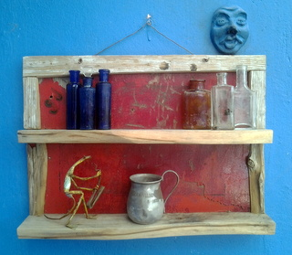Unique Wall Shelf