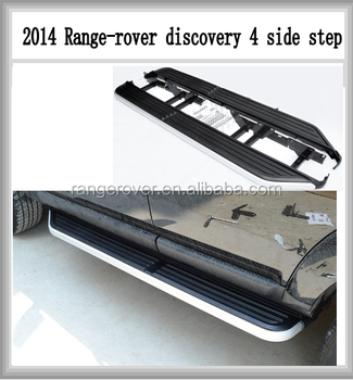 2014 Range-Rover Discovery 4 side step for 2014 Rangerover discovery 4