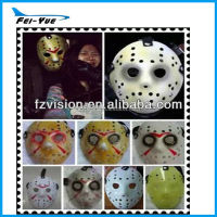 Wholesale Halloween Party Plastic Jason Mask Hockey mask