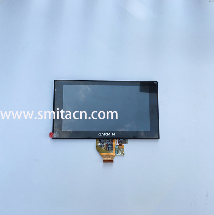 "6.0"" inch GPS navigation screen display for Garmin with capacitive touch screen DFD060V FPC-1 LCD screen"
