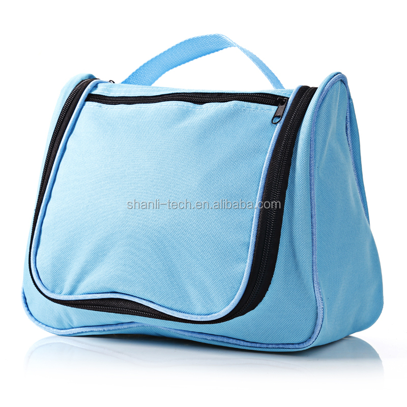 Women's Travel Cosmetic Make up Bag Toiletry Hanging Folding Orgarnizer Bags Wash Bag