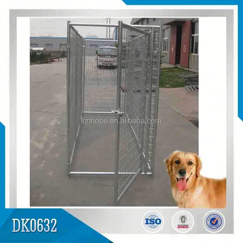 Good Supplier Quick Connected Galvanized Dog Kennel