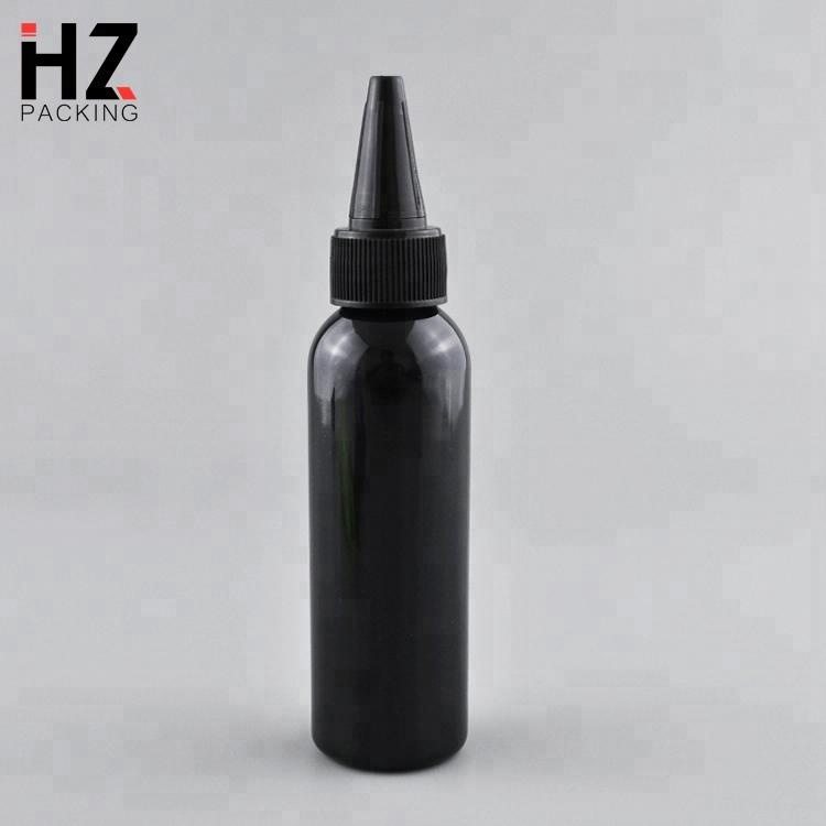 Clear PET Tattoo Liquid Empty Plastic 100ML Ink Bottle