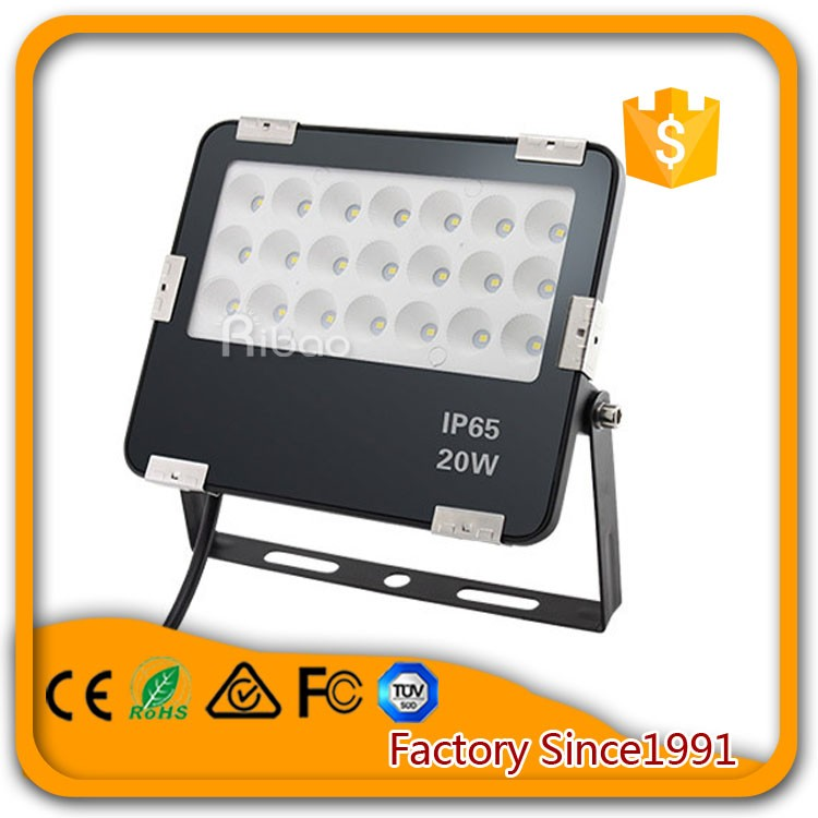 high quality aluminum 20w ip65 <strong>led</strong> flood light housing smd