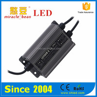 80W DC12V Metal Shell Ripple Less than 150mV Outdoor 2 Years Warranty Led Lighting Power Supply