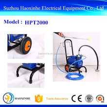 Electric Airless Paint Sprayer Haoxinhe Air Tools spray gun