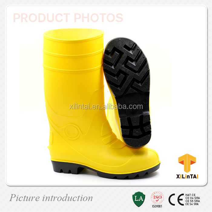 Industry safety pvc boot